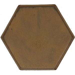 Hexagon gold,