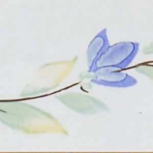 Vite Di Fiori Verdi, 4,5×20