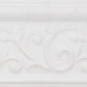 Cenefa Carrara Gris, 15×25
