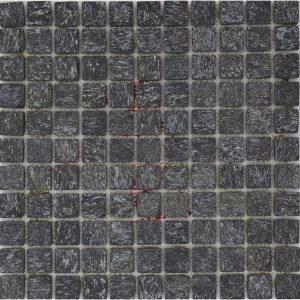 Aitokivi Black QR, 30×30