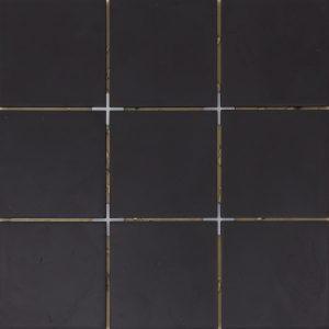 Oslo black irto 10×10