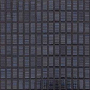 Domino marina, 20×20