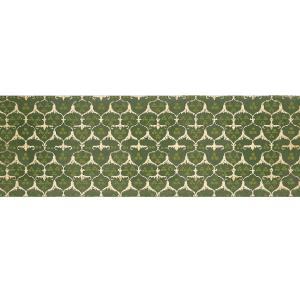 Kaftan Yesil Dekor, 20×60