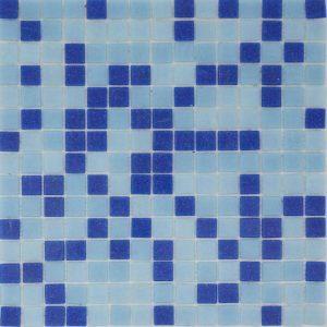 Blue Mix, 32.7×32.7