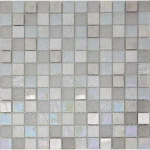 Marble Mix White, 30×30