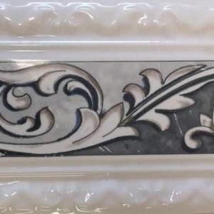 Denise gris list rel, 10×20